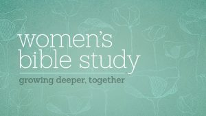 Women's Bible Study w/Sheran Summers @ Classroom Building | Belle Vernon | Pennsylvania | United States