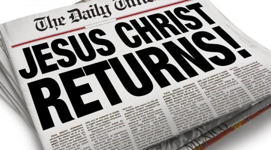 Soon return of Jesus? (What are the real signs of Jesus return)