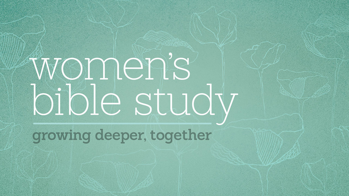 Women's Bible Study w/Sheran Summers