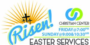 Easter Services (9 AM & 10:30 AM)