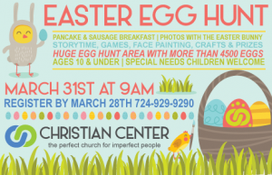 Easter Egg Hunt @ Christian Center Church | Belle Vernon | Pennsylvania | United States