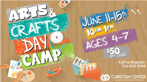 Arts & Crafts Day Camp @ Lighthouse Family Center | Belle Vernon | Pennsylvania | United States
