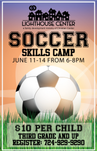 Soccer Skills Camp 2018 @ Lighthouse Family Center | Belle Vernon | Pennsylvania | United States