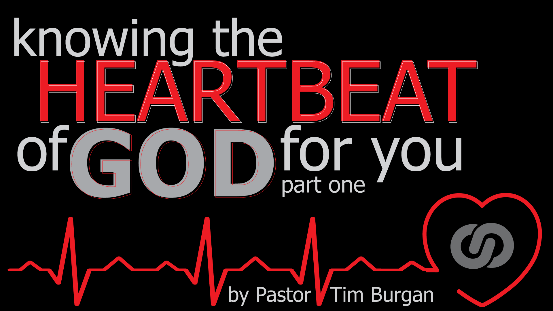 Knowing the Father's heartbeat for you…Part 1