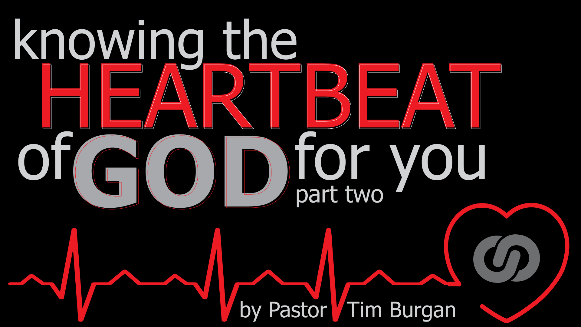 Knowing the Father's heartbeat for you…Part 2