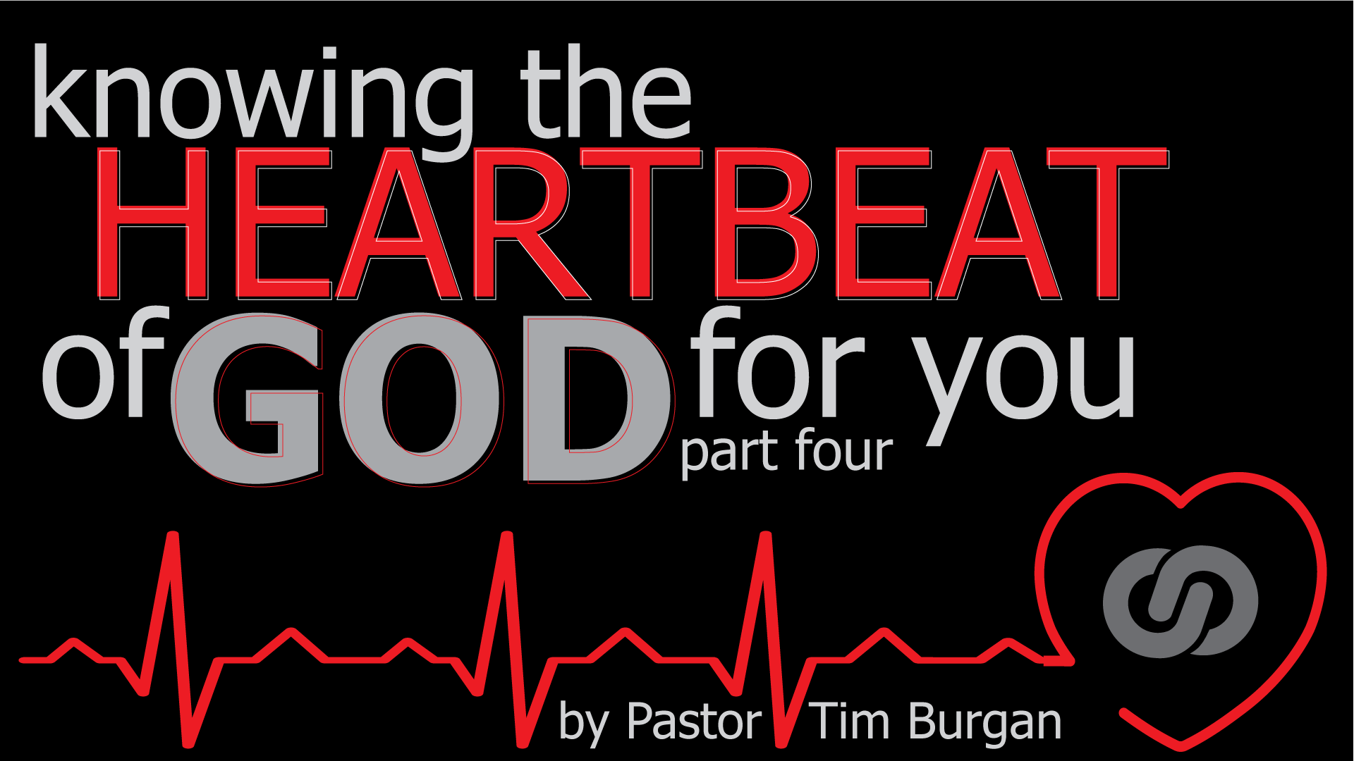 Knowing the Heartbeat of God for you…Part 4