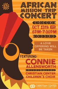 Benefit Concert!