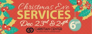 Christmas Eve Service @ Christian Center Church | Belle Vernon | Pennsylvania | United States