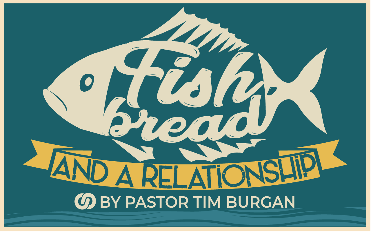 Fish, bread and a relationship?