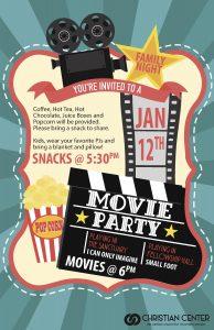 Family Movie Night! @ Christian Center Church