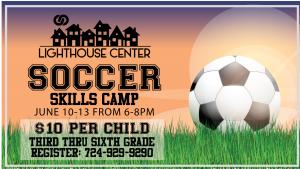 Soccer Camp 2019 @ Lighthouse Center | Belle Vernon | Pennsylvania | United States