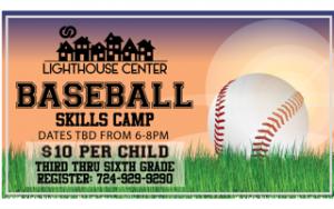 Baseball Camp 2019 @ Lighthouse Center | Belle Vernon | Pennsylvania | United States