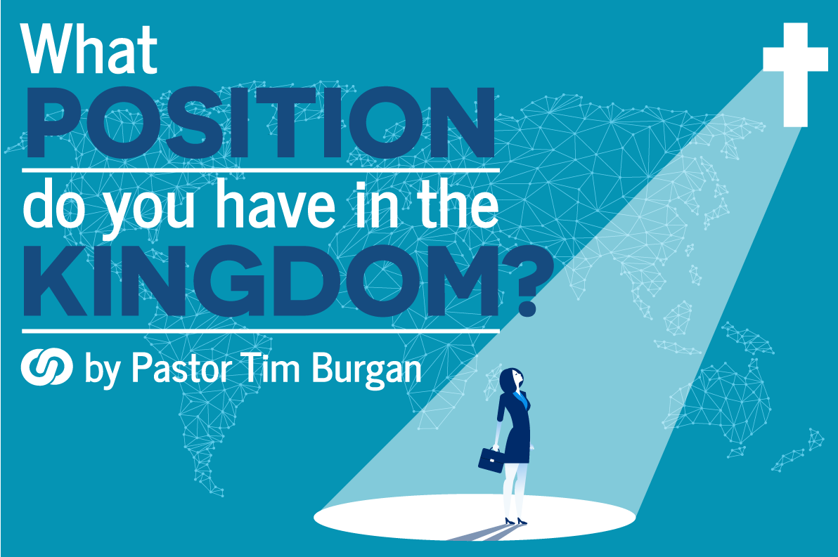 What position do you have in the Kingdom?