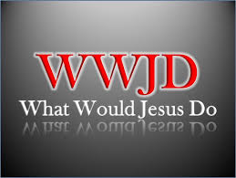 WWJD by Christopher Burgan