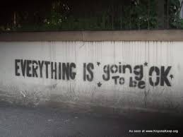 Everything's going to be OK!