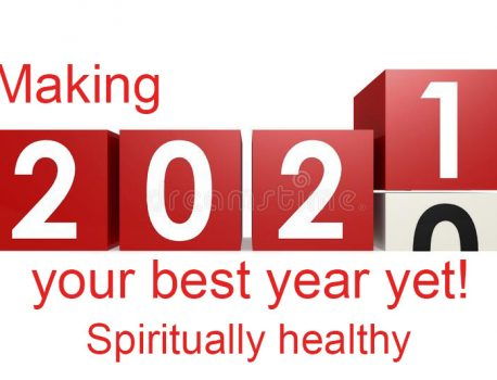 Making 2021 your best year yet! Part 2