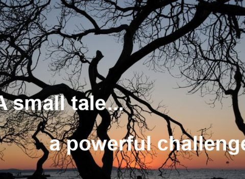 A small tale…a big challenge