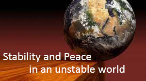 Stability and Peace in an unstable world