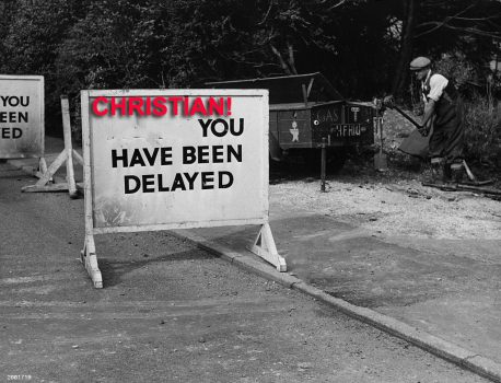 You've been delayed